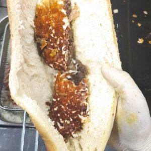 ساندویچ چیزبرگر